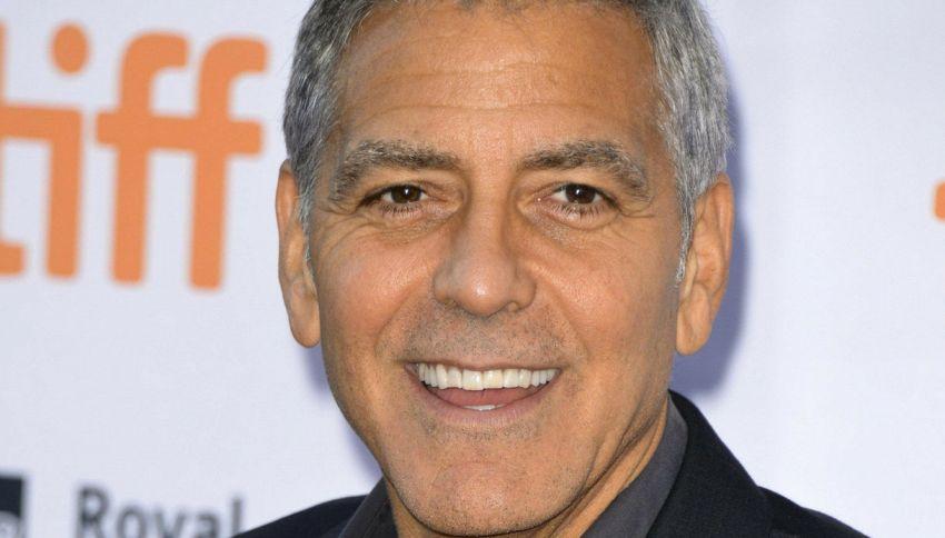 Sardegna, casting per una serie tv con George Clooney