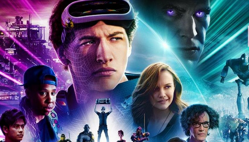 "Con ""Ready Player One"" Spielberg sbanca ancora il botteghino"