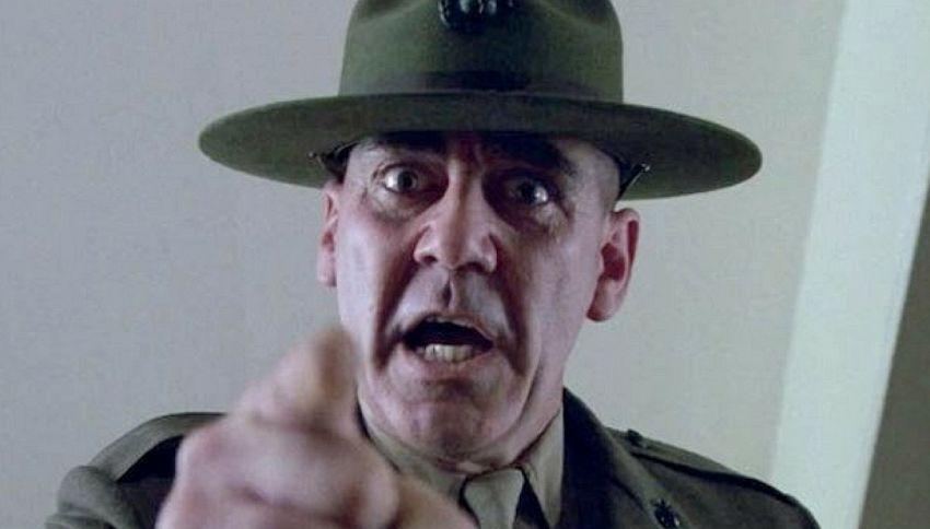 Addio sergente maggiore Hartman, è mancato Ronald Lee Ermey