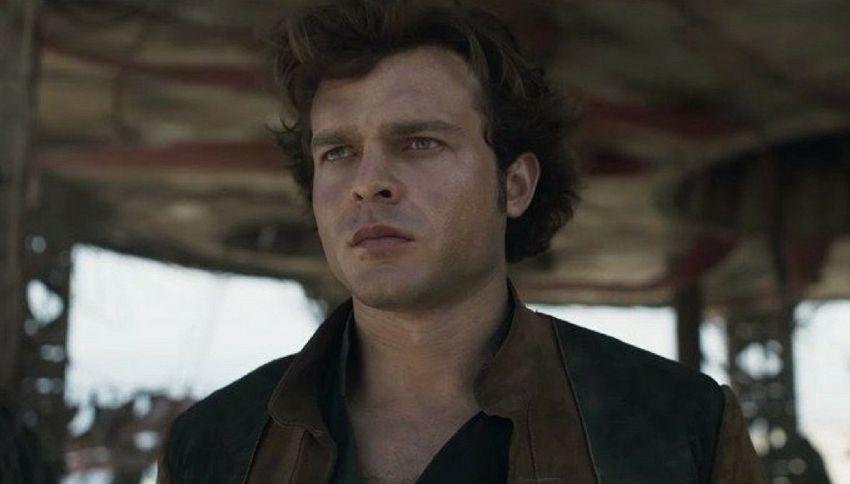 """Ecco il trailer dello spin off """"Solo: A Star Wars Story"""""""