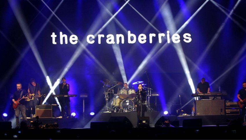 The Cranberries, l'album di Dolores O'Riordan verrà pubblicato