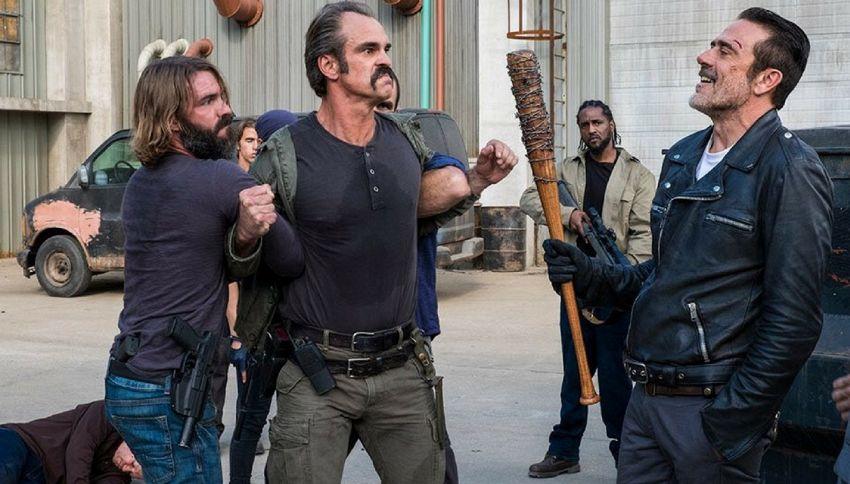"""La nona stagione di """"The Walking Dead"""" avrà una storia nuova"""