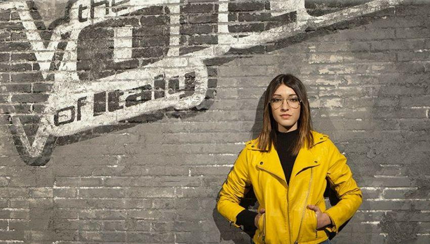 Chi è Asja Cresci concorrente di The Voice 2018