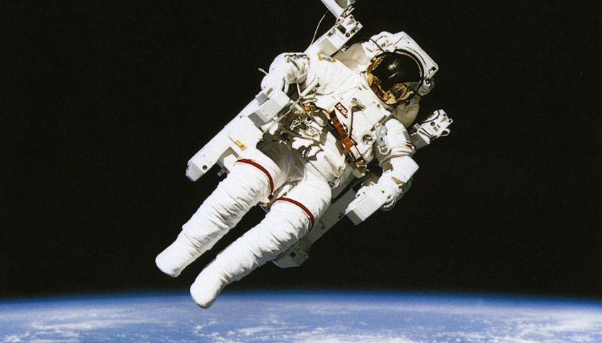 L'uomo nello spazio visto dagli occhi di David Bowie