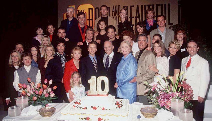 """""""Beautiful"""" dal 1987 ad oggi: ecco gli attori ancora nel cast"""