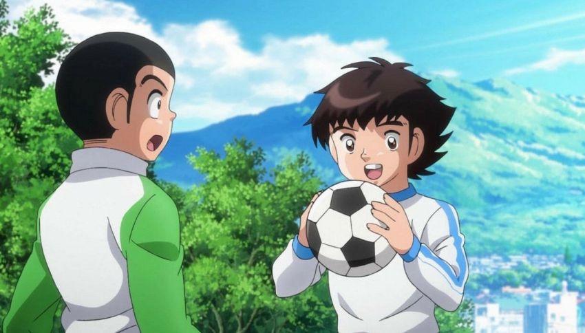 Torna Capitan Tsubasa, il reboot è già in onda in Giappone