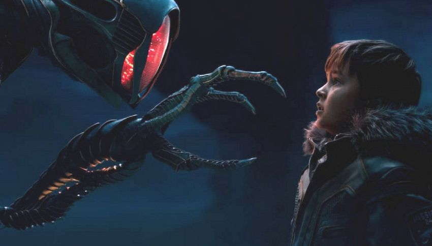 "La serie tv ""Lost in Space"" sbarca su Netflix"