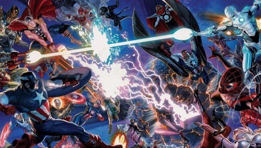 "Nuovi eroi Marvel potrebbero tornare al cinema in ""Secret Wars"""