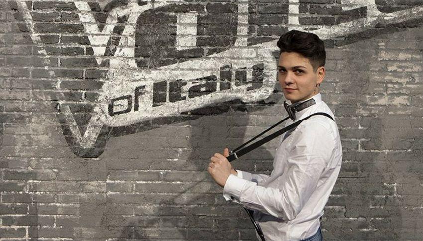 Chi è Mirco Pio Coniglio, concorrente di The Voice 2018