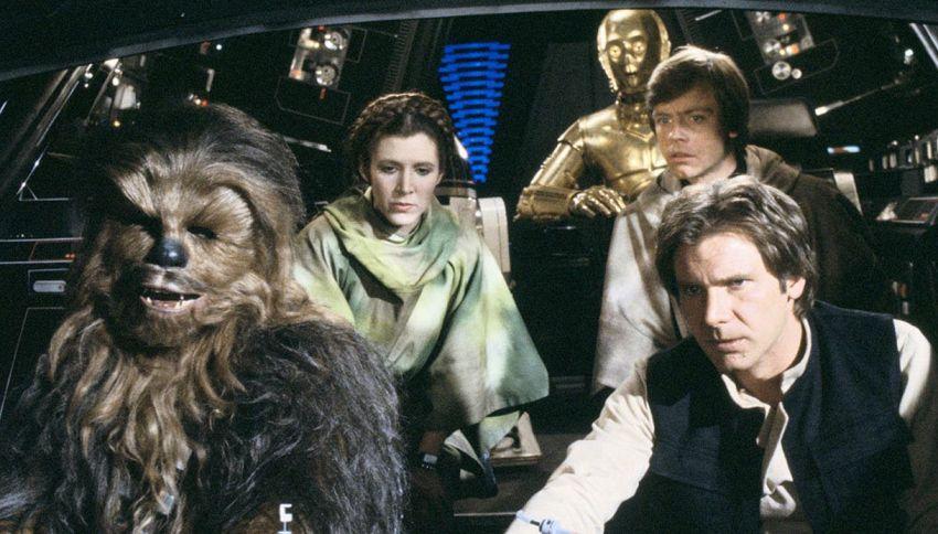 """""""Star Wars"""" ha creato un clone digitale per ogni personaggio"""