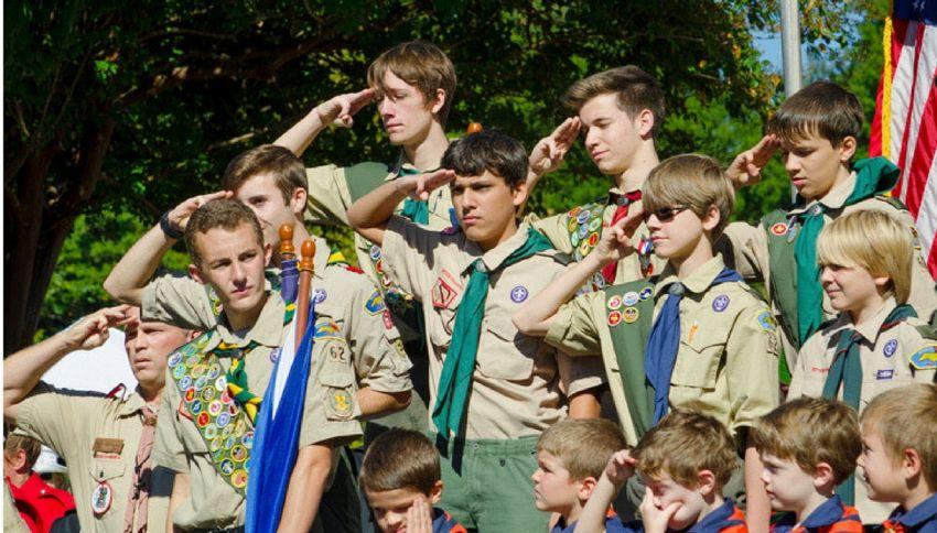 """Gli scout tolgono la parola """"boy"""" dal nome"""