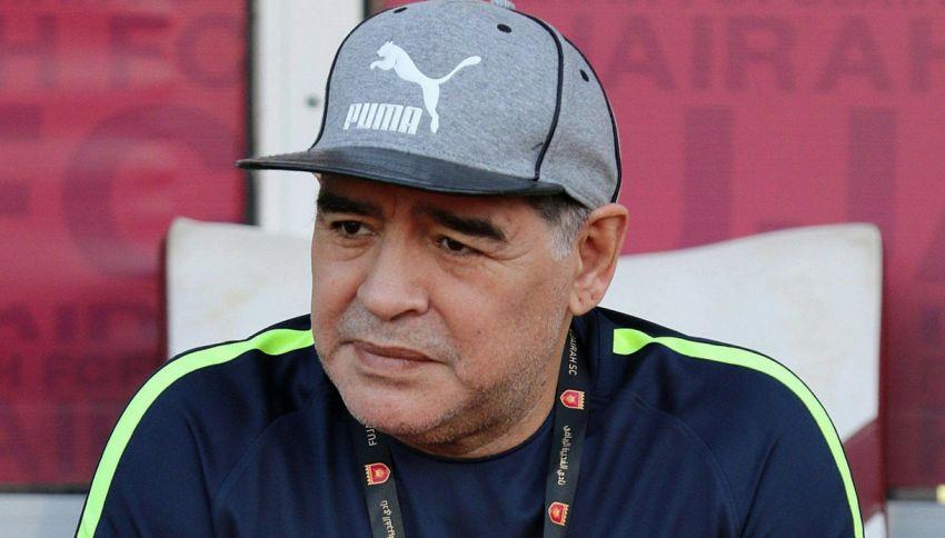 Tutto sulla nuova serie tv Amazon dedicata a Maradona