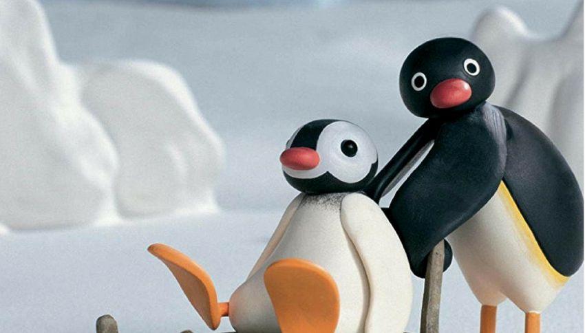 Qual era la lingua parlata da Pingu