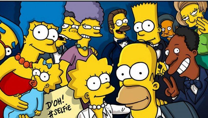 Simpson da record, è la serie tv americana più lunga di sempre