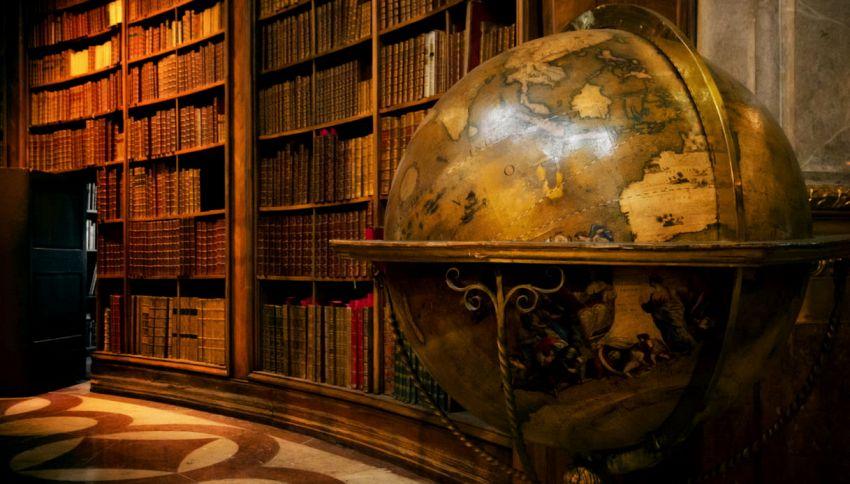 Una biblioteca sulla Luna salverà la storia dell'umanità