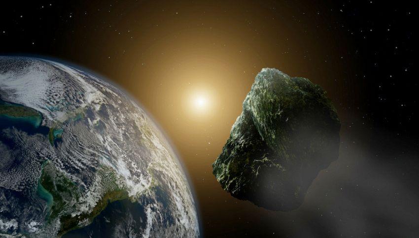 """Verso un """"Google Maps"""" per asteroidi potenzialmente pericolosi"""