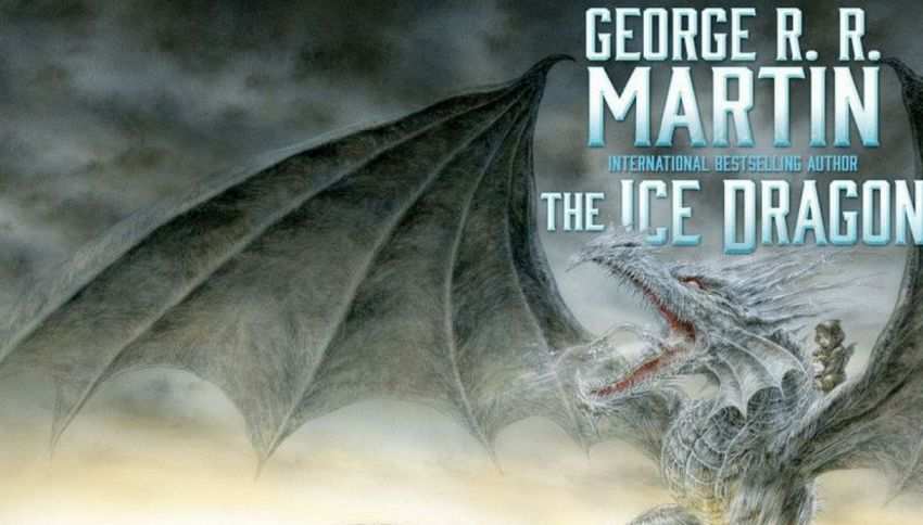 """""""Il drago di ghiaccio"""", film d'animazione di George R.R. Martin"""