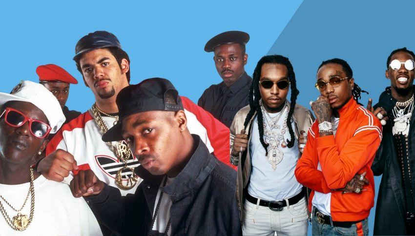 """Dall'hip hop alla trap: la metamorfosi del """"rapping"""" nella storia"""