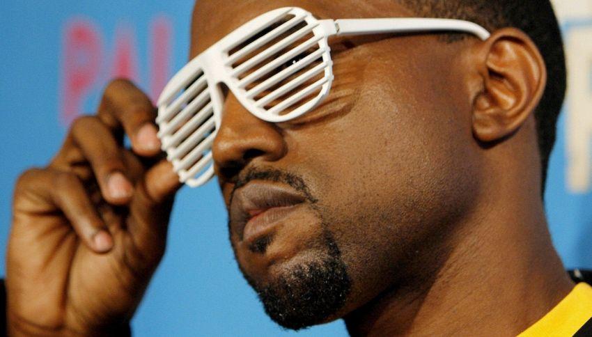 Kanye West ha appena detto che la schiavitù è stata una scelta