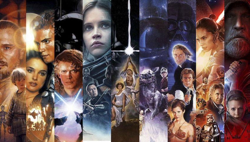 Quali sono i personaggi più amati della saga di Star Wars