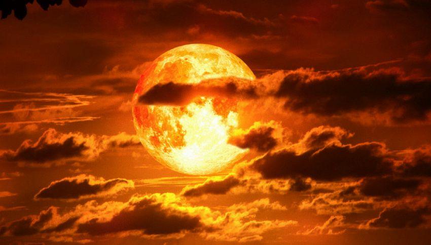 La Luna Rossa del 27 luglio sarà l'eclissi più lunga del secolo