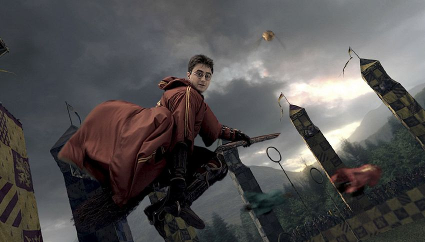 Al via i Mondiali di Quidditch, lo sport di Harry Potter