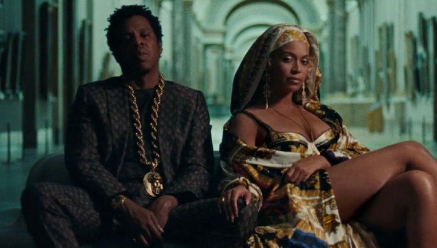 Quanto è costato a Beyoncé e Jay-Z girare il video al Louvre?
