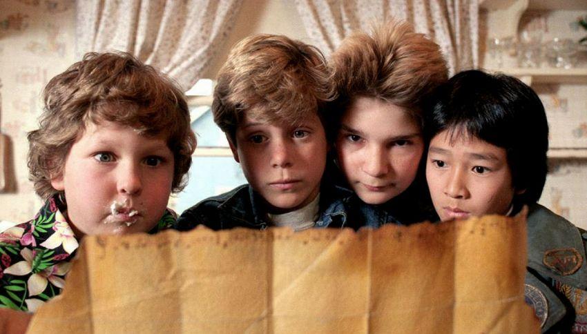 """""""I Goonies"""" 33 anni dopo: cosa c'è da sapere sul film cult"""