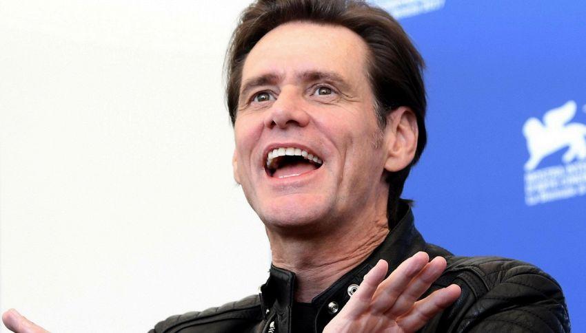 Jim Carrey diventa Robotnik, il Dottor Eggman nemico di Sonic