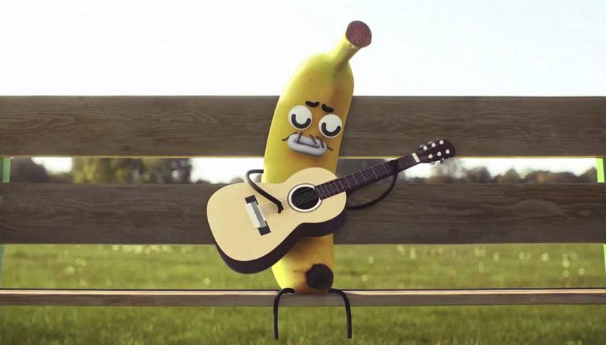 La banana è a rischio estinzione