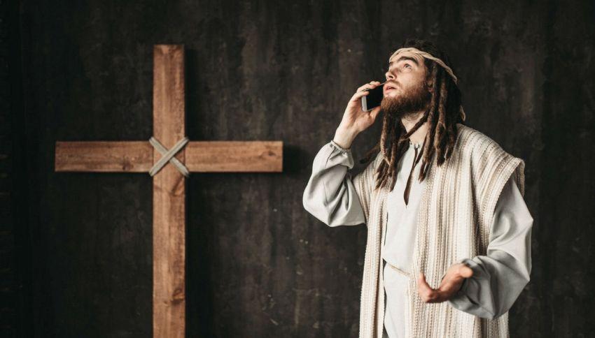 In una chiesa le campane sono state sostituite dall'iPhone