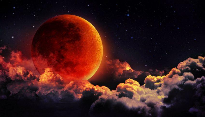 Le leggende più antiche sull'eclissi di Luna