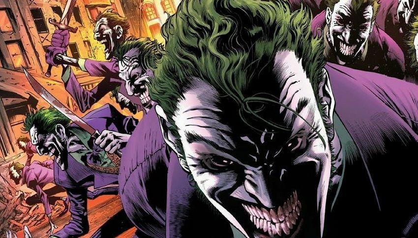 Conoscete la vera storia del Joker?