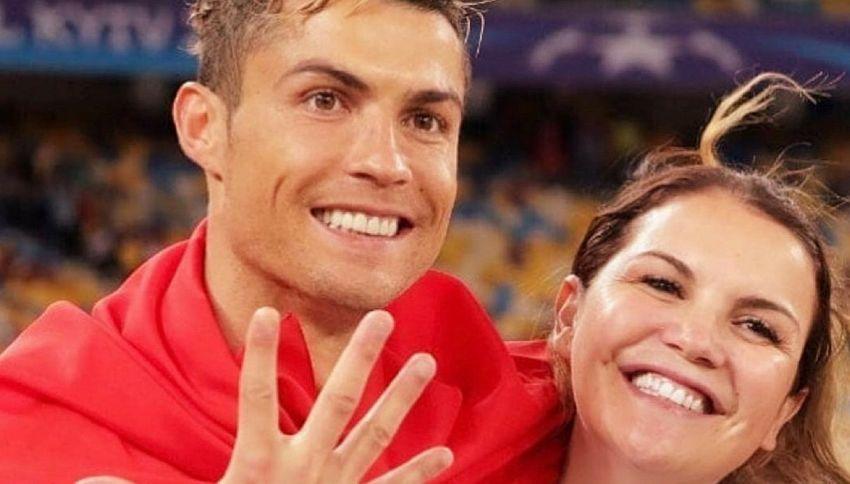 Chi è Katia Aveiro, la sorella di Cristiano Ronaldo