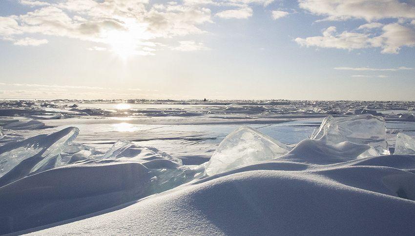 Meteo pazzo: al Polo Nord fa più caldo che in Italia