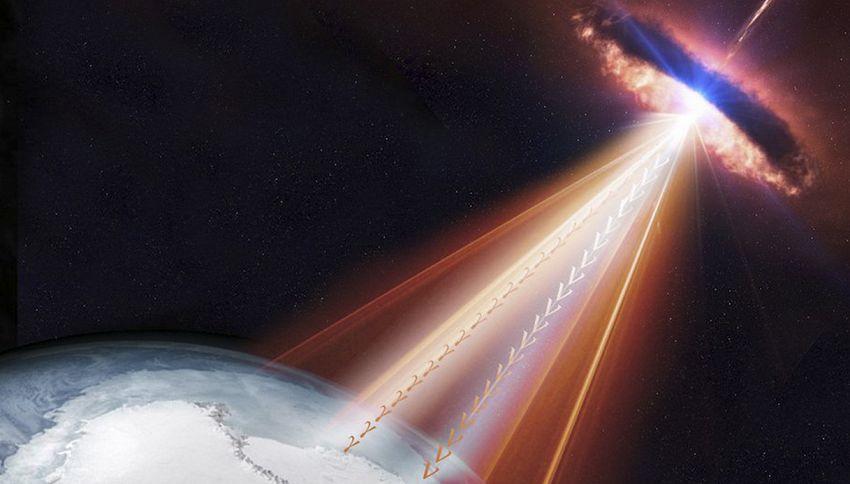 """I """"fantasmi dell'universo"""" nascono da un buco nero"""