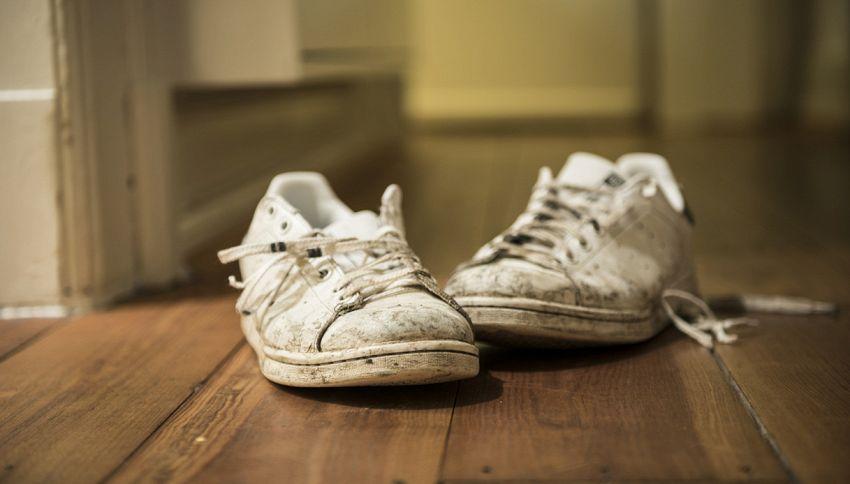 La guida di Supereva per pulire le tue sneakers preferite