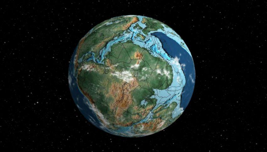 Il Google Maps preistorico: ecco che dinosauri avevi vicino casa