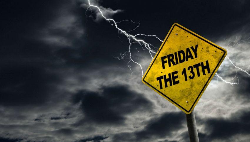 Il venerdì 13 porta veramente sfortuna?