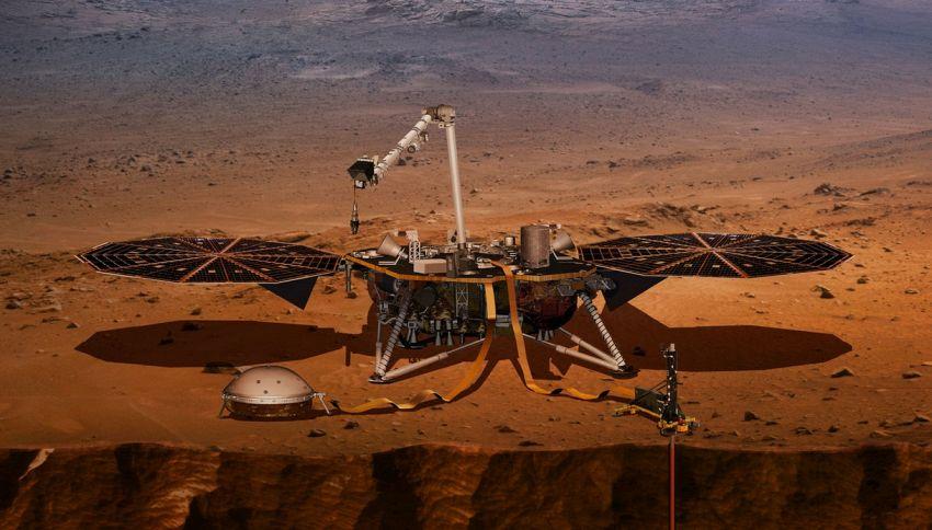 La Nasa avrebbe distrutto le prime prove della vita su Marte