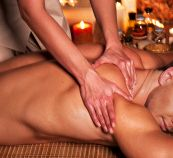 Fai da te - Candela da massaggio profumata all'arancia #riciclando