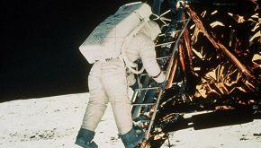 La storia del primo uomo sulla Luna vista da Katherine Johnson