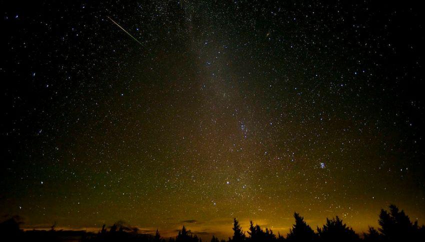 Perché ad agosto ci sono le stelle cadenti?