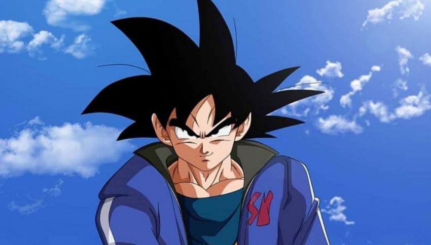 Il nuovo Dragon Ball sarà ambientato ad Amalfi