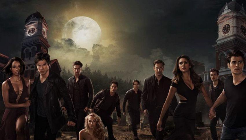 """""""The Vampire Diaries"""" 9 anni dopo: cosa fanno gli attori oggi?"""
