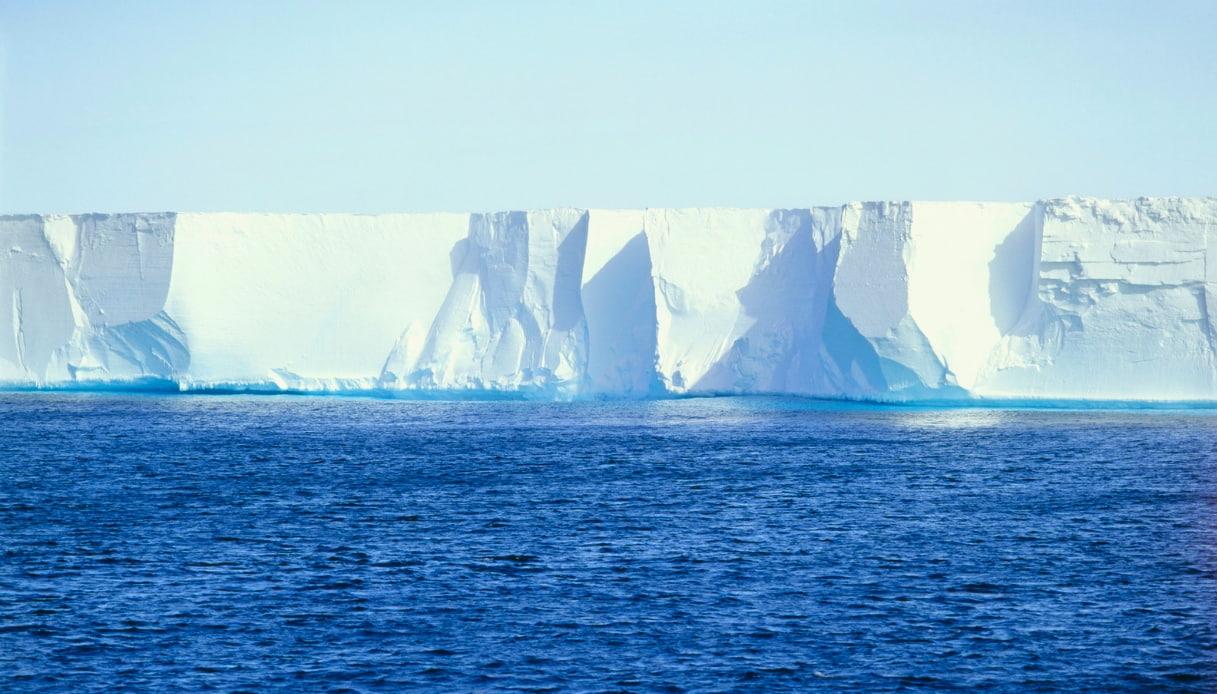 Il canto dei ghiacci, la nuova scoperta in Antartide