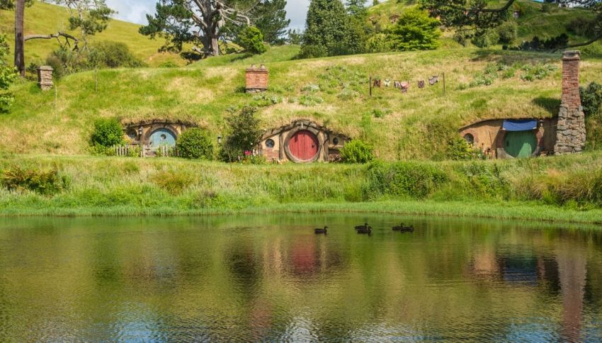 Lo Hobbit, la casa di Frodo e Bilbo fai da te
