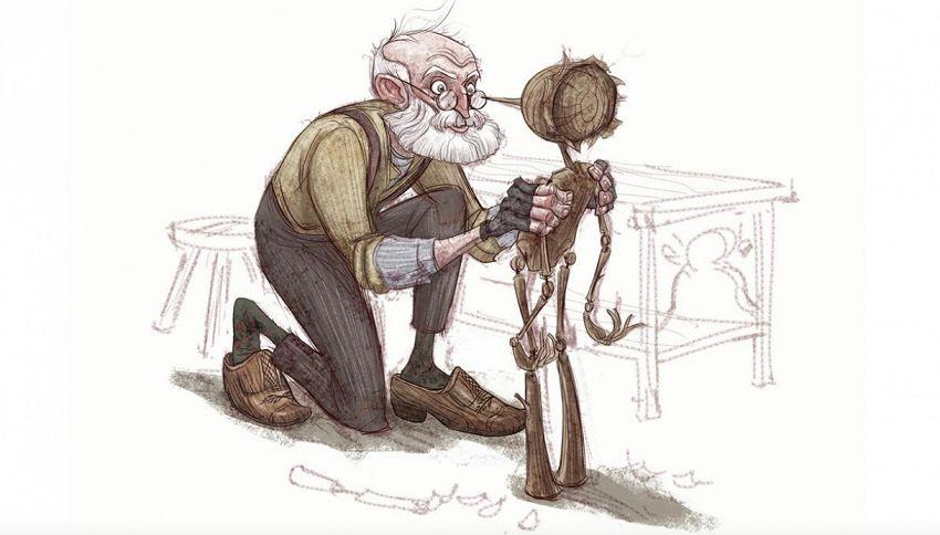 Pinocchio 2.0, la versione dark di Guillermo del Toro su Netflix