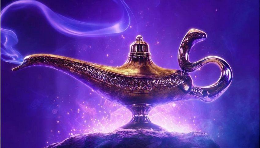 Conoscete la vera storia di Aladino e la Lampada Magica?