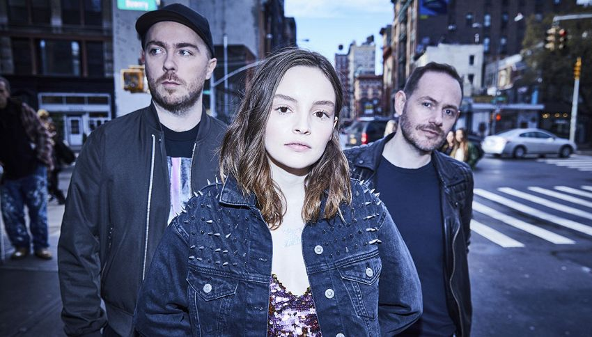 """Love is Dead"": la playlist dei Chvrches per Supereva"